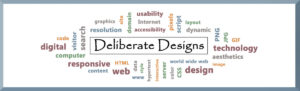 Deliberate Deigns logo